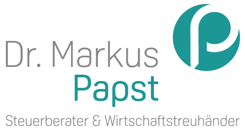Logo Dr. Markus Papst Steuerberater